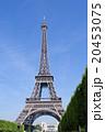 パリのエッフェル塔 20453075