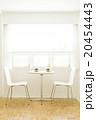 インテリア カフェ テーブルの写真 20454443