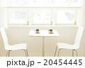 インテリア カフェ テーブルの写真 20454445