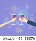 シャンパン シャンペン ベクターのイラスト 20466670