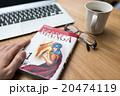 コミックイメージ(オリジナルキャラ)(オリジナル漫画) 20474119