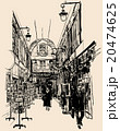 old gallery in Paris 20474625