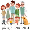 三世代家族とペット 20482034