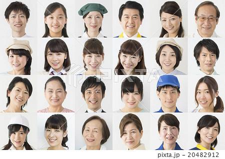 日本人バリエーション 20482912