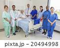 病院 人物 医師の写真 20494998