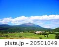 霧島連山 青空 山の写真 20501049