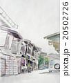 奈良井宿 20502726