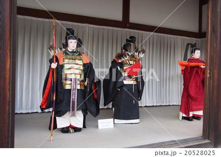 京都御所 一般公開 武官 威儀者(いぎのもの) 20528025