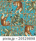 虎とジャングルのアロハ柄 20529898