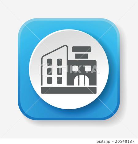 building iconのイラスト素材 [20548137] - PIXTA
