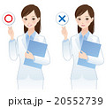 女性医師 薬剤師 マルバツ回答 20552739