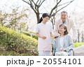 シニア夫婦 介護イメージ 20554101