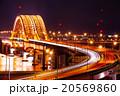 Banghwa bridge at night,Korea 20569860