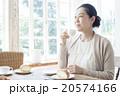 人物 女性 デザート 20574166