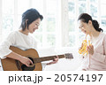 人物 女性 演奏 20574197