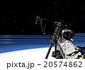 宇宙 宇宙遊泳 宇宙ステーションのイラスト 20574862