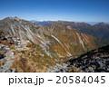 槍ヶ岳(槍・穂高連峰縦走) 20584045