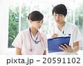 医療 男女 チームの写真 20591102