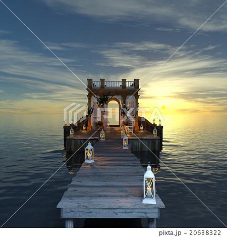 桟橋 20638322