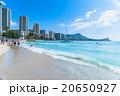 【ハワイ】ホノルル・ワイキキビーチ 20650927