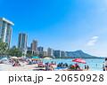 【ハワイ】ホノルル・ワイキキビーチ 20650928
