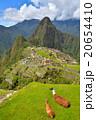 ペルー 世界遺産 マチュピチュの写真 20654410