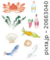 北海道の食材 20663040