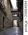 バルセロナの小路 20664694