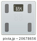 体重計 20678656