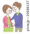 夫婦 妊娠 出産 20686137