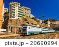 ジェノバ 電車 列車の写真 20690994
