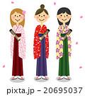 卒業式イメージ 袴 20695037