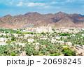 バハラの街(オマーン、バハラ) 20698245
