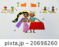 バリ舞踊 20698260