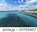 阿嘉島 海 慶良間諸島の写真 20700807