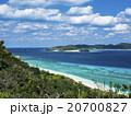 阿嘉島 海 慶良間諸島の写真 20700827