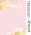 和の背景 20705361