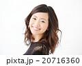 女性 ヘアスタイル 人物の写真 20716360