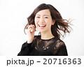 女性 ヘアスタイル 人物の写真 20716363