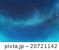 星空 星 夜空のイラスト 20721142