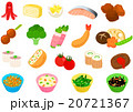 お弁当のおかず 20721367