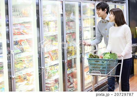 スーパー ショッピング 20729787