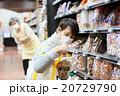 スーパー ショッピング ネガティブイメージ 20729790