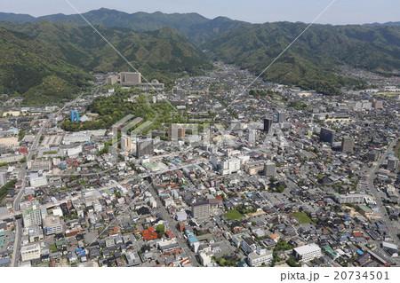 山口市空撮の写真素材 [20734501] - PIXTA