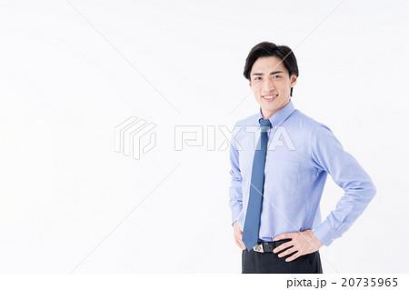 ビジネスマン 20735965