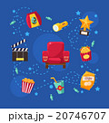Cinema Design Elements and Icons 20746707