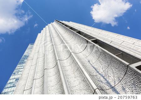 首都高速道路八重洲トンネル換気塔 20759763