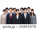 若いビジネスマン 20805976