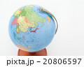 日本が写っている地球儀 20806597