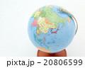 日本が写っている地球儀 20806599